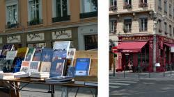 Face à face au fil de la Saône 02/9 : Commerces