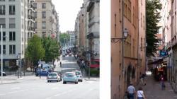 Face à face au fil de la Saône 03/9 : Le Vieux Lyon
