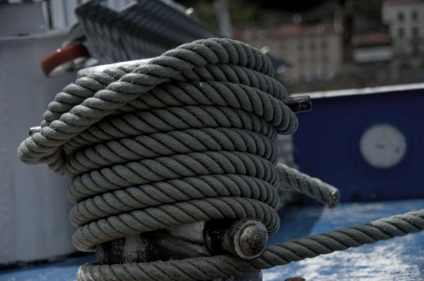 Ronds de Saône 10/10 : Le cordage