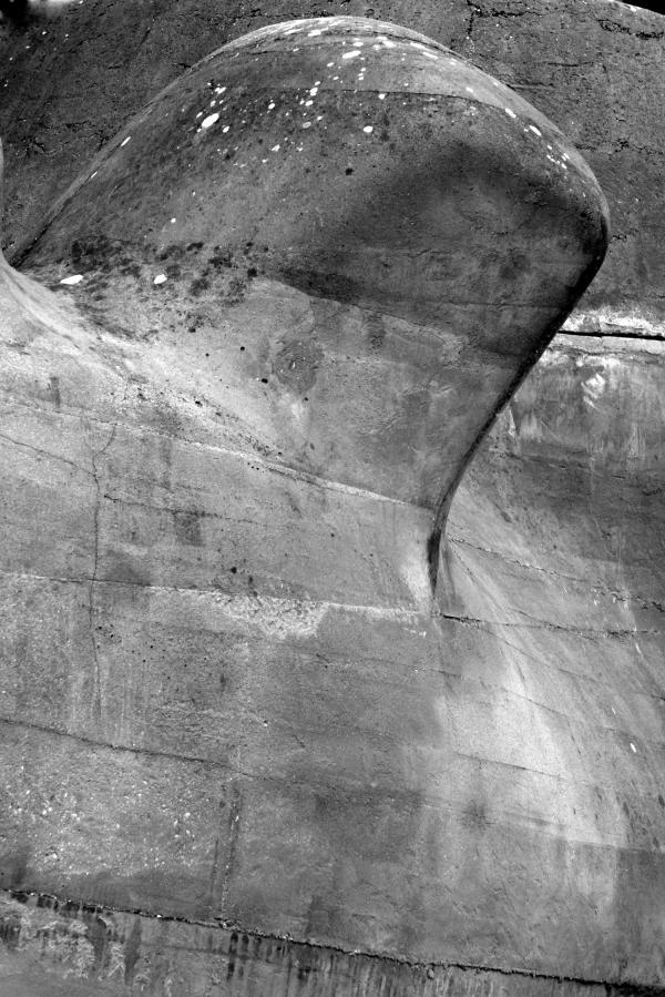 Ponts et passerelles 17/39 : Acier, forme béton...