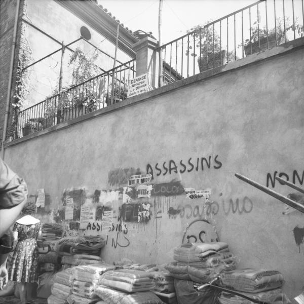 [Graffitis à Toulouse]