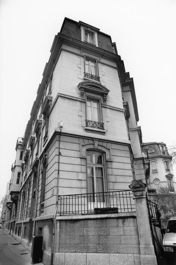[Maison à loyer, 52-54 boulevard de Belges]