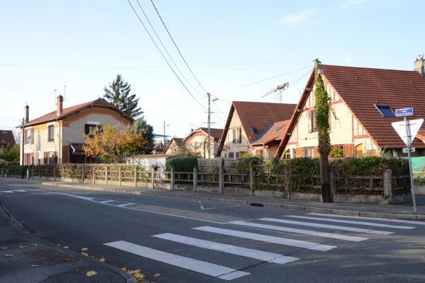 La Cité Tase, rue Alfred de Musset