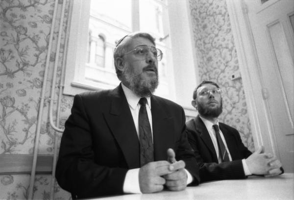 [Joseph Sitruk, grand rabbin de France]