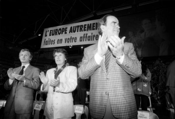 [Meeting du Parti communiste à Villeurbanne]