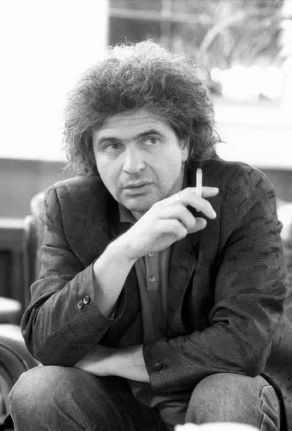 [Alain Françon, directeur du Théâtre du Huitième]