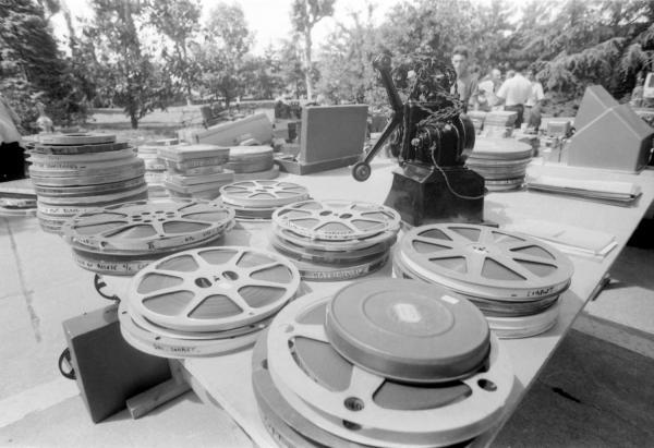 [4e Bourse d'échanges de vieux films (1989)]