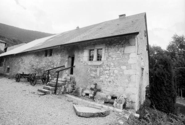 [Musée rural du Valromey à Lochieu (Ain)]