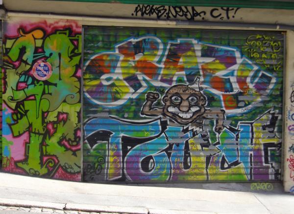 Tag rue Grognard