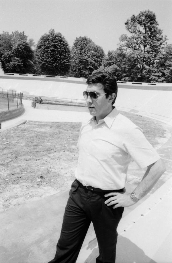 [Eddy Merckx au vélodrome Tête-d'Or]