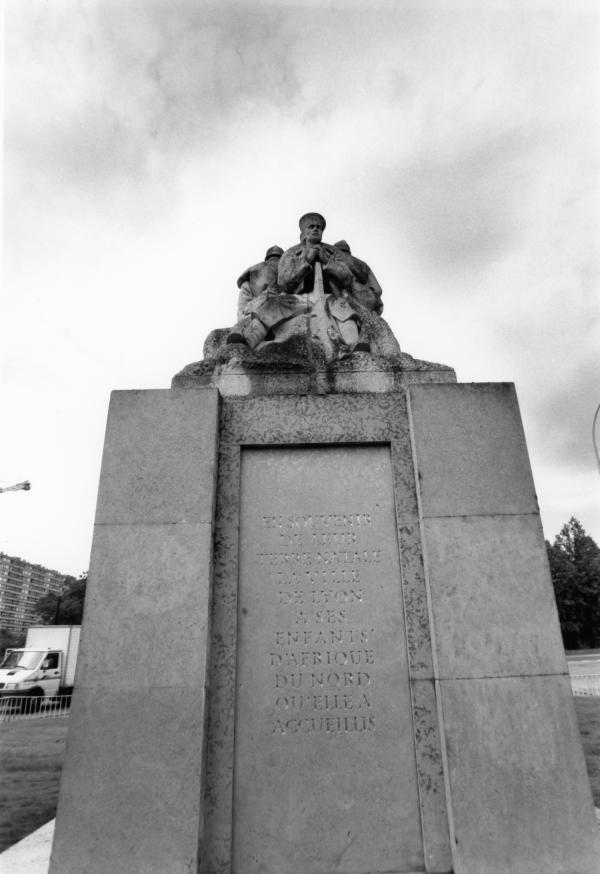 [Monument aux morts d'Oran (1914-1918; 1939-1945)]