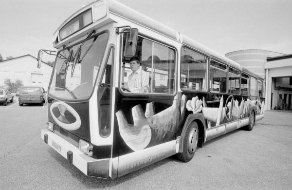 [Artbus'89 à Chambéry (Savoie)]