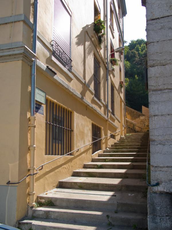 Montée de la Sarra, 9e arrondissement