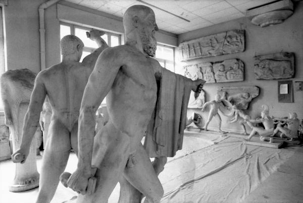 [Musée des moulages de l'Université Lyon II]