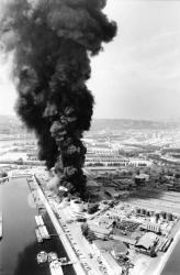 [Incendie du Port Edouard-Herriot (2-3 juin 1987)]