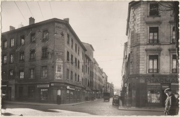 Lyon-Vaise : Grande Rue