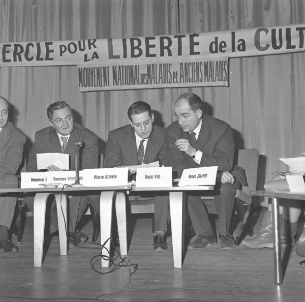 Cercle pour la liberté de la culture : Conférence sur la vieillesse