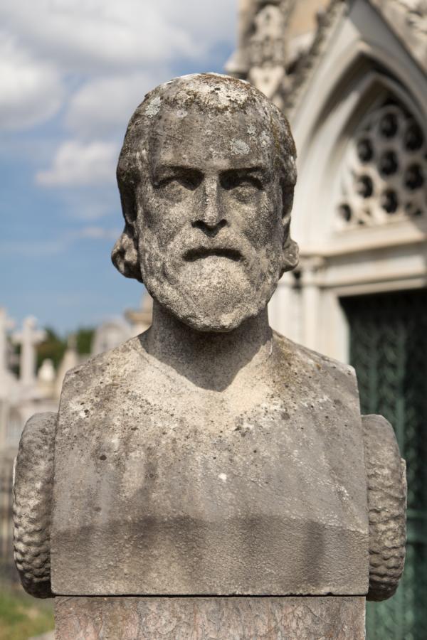 Buste de Prosper Meynier