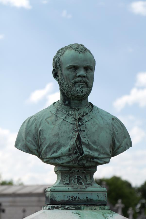 Buste de Guillaume Bonnet