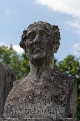 Buste de François Tissier