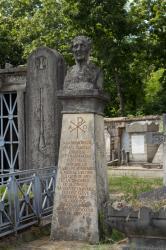 Monument funéraire à la mémoire de François Tissier