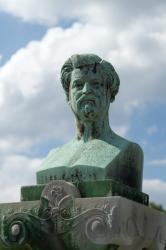 Buste de Jules Exbrayat