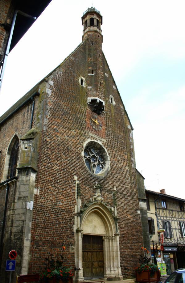 Châtillon-sur-Chalaronne, église Saint-André et Saint-Vincent-de-Paul