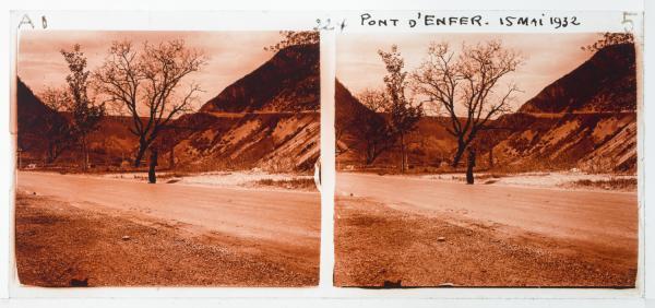 Montée de Cerdon - Pont d'Enfer