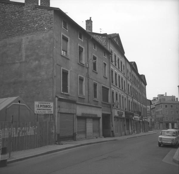 Quartiers historiques de Lyon