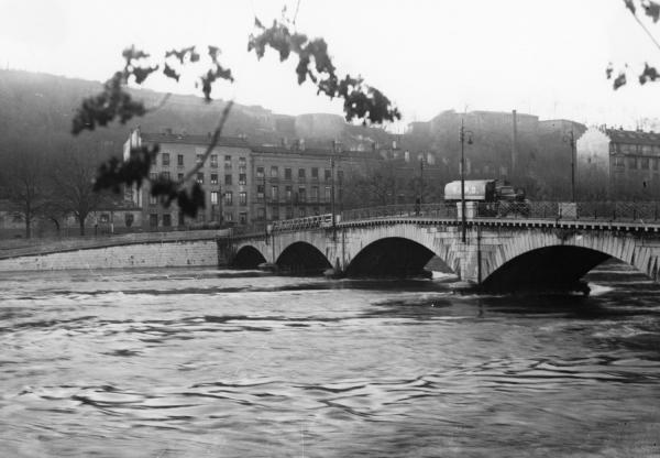 Pont de Serin sur la Saône