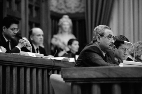 [Conseil municipal de Villeurbanne : séance du 1er février 1990]