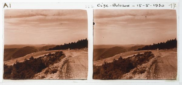 Le Berthiand, vu de Cize-Bolozon