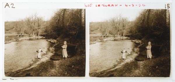 Le Suran, près de Neuville-sur-Ain