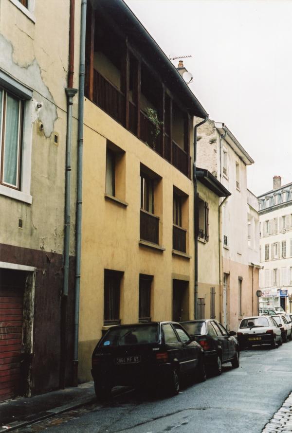 6, rue Eugène-Baudin