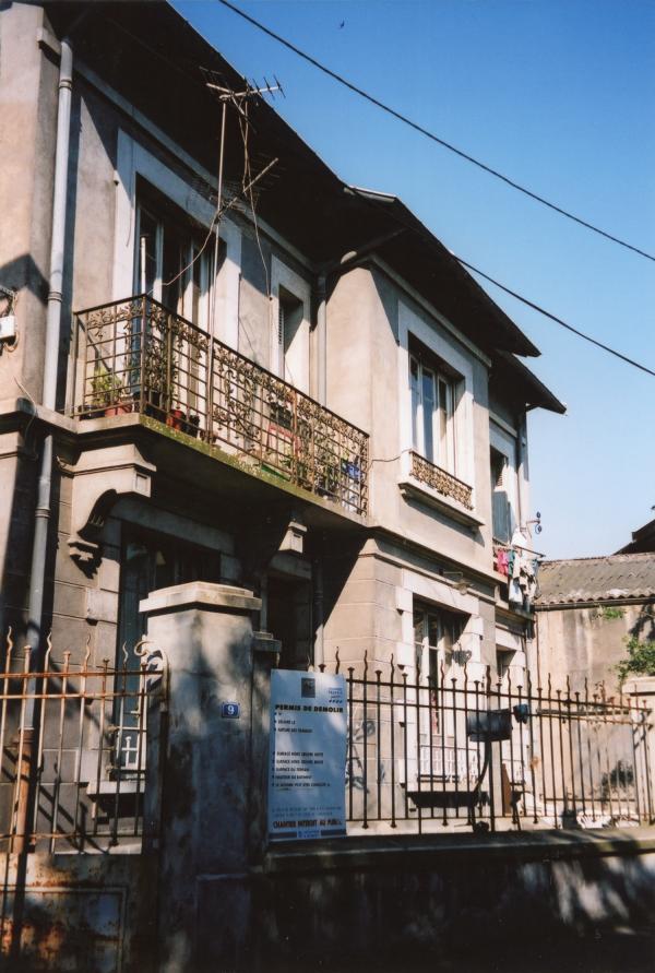 9, rue Antonin-Laborde