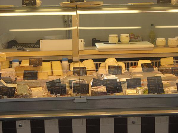 """""""Les fromages, miam miam"""""""