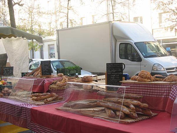 """""""Le marché au pain"""""""