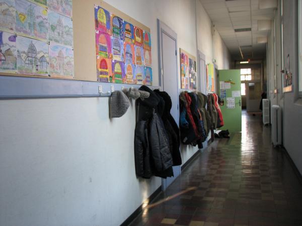 """""""Couloir 2e école"""""""