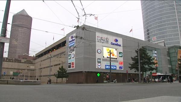 Centre commercial de la Part-Dieu