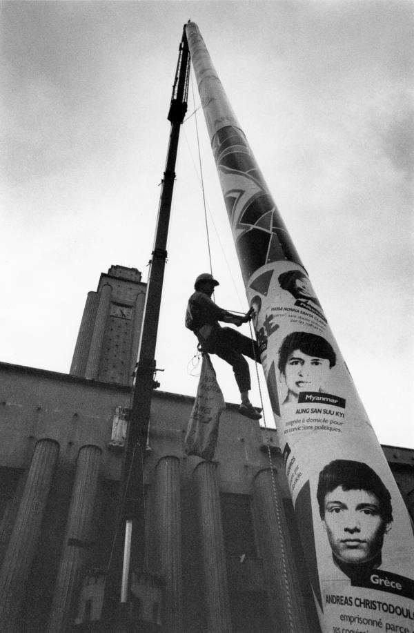 [30e anniversaire d'Amnesty International à Villeurbanne]