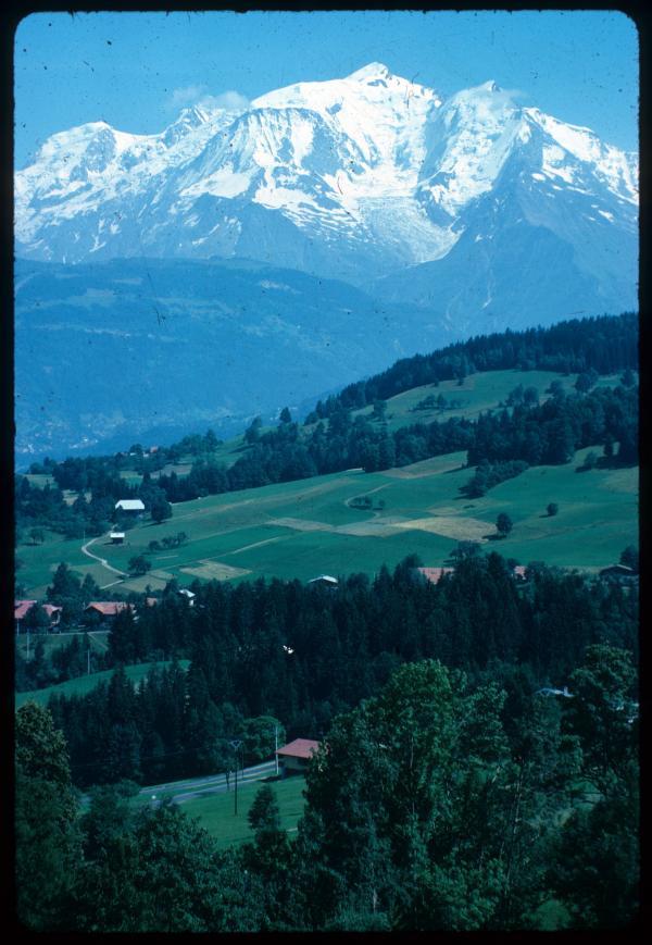[Le Mont Blanc]