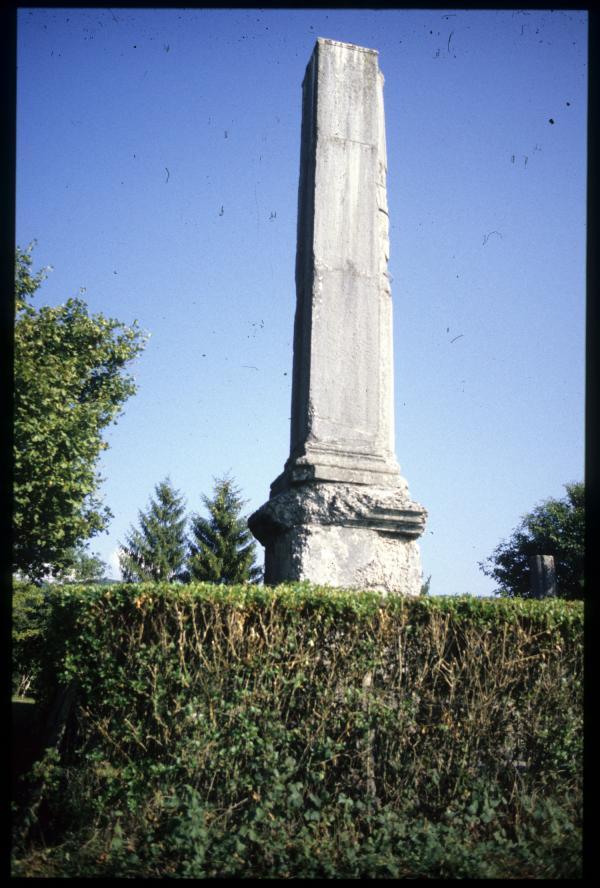 [Temple gallo-romain d'Izernore (Ain)]