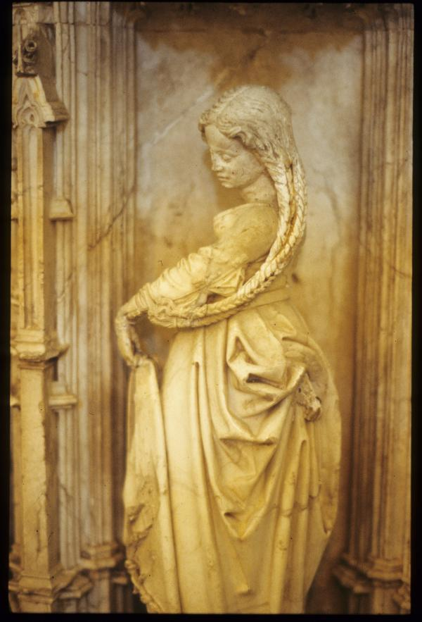 [Monastère royal de Brou : tombeau de Philibert le Beau]