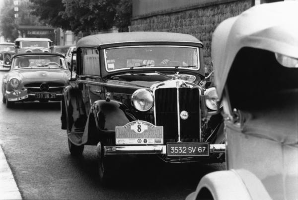 [7e Rallye européen de voitures de collection (1988)]