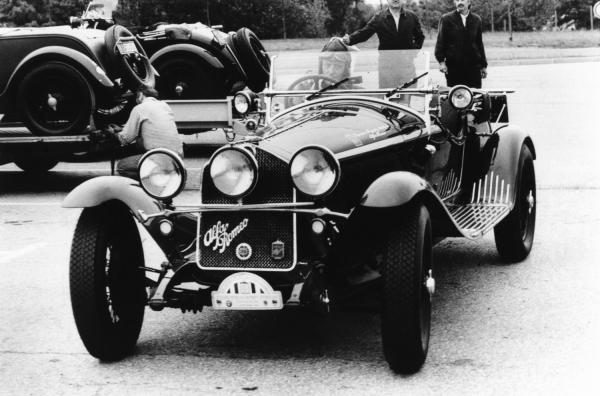 [Rallye du Registro International Alfa Romeo]