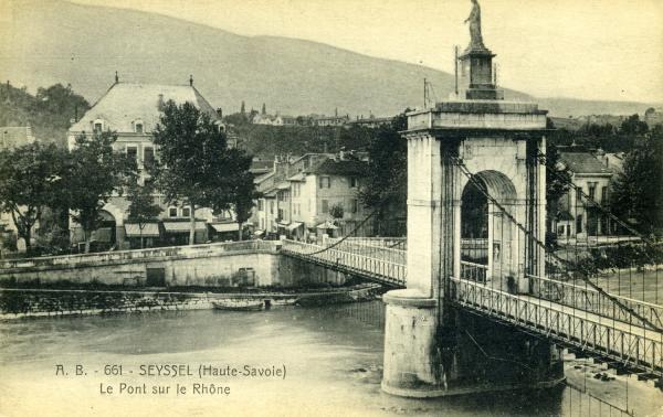 Seyssel (Haute-Savoie)
