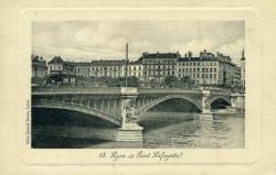 Lyon - Pont Lafayette
