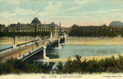 Lyon - Le Pont des Facultés