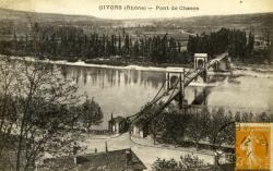 Givors (Rhône) - Pont de Chasse