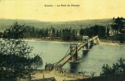 Givors. - Le Pont de Chasse